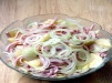 Rezept Apfel  Wurstsalat mit Calvados