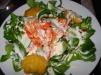 Rezept Feldsalat mit Krebsen