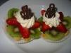 Rezept Erdbeer- Kiwi -Törtchen