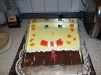 Rezept Philadelphia- Torte oder auch Spongebob- Kuchen