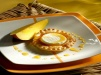 Rezept Picandou-Törtchen mit Mango und Sauce Caramel